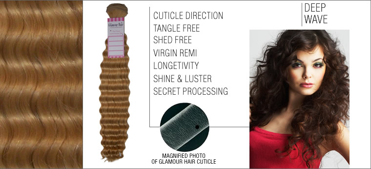 Deep Wave Regular Weft