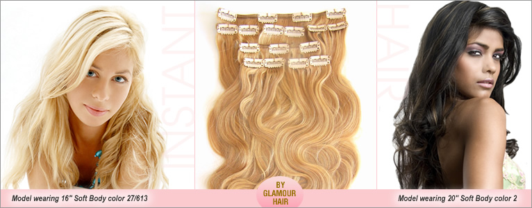 Instant Hair Extensions