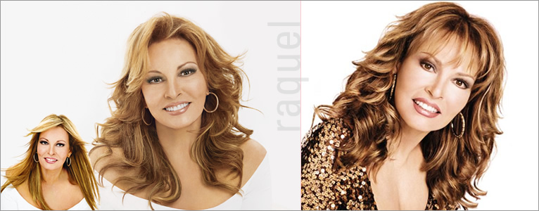 Raquel Welch Clip In Hair Extensions