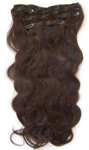 "GH Clip On Extensions Soft Body 20"" (7 Pieces)"