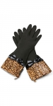 Salon Gloves Leopard