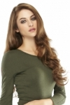 "MONTHLY DEAL!  Easixtend Elite 20"" Human Hair Clip On Extensions"