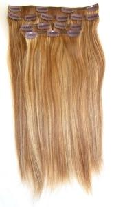 "GH Clip On Hair Extensions Straight 20"" (7 Pieces)"