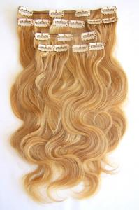 "GH Clip On Extensions Soft Body 16"" (7 Pieces)"